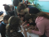 В школе села Родники прошла квест-игра «Город Профессий».
